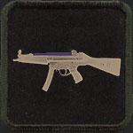 Weaponry - SMG